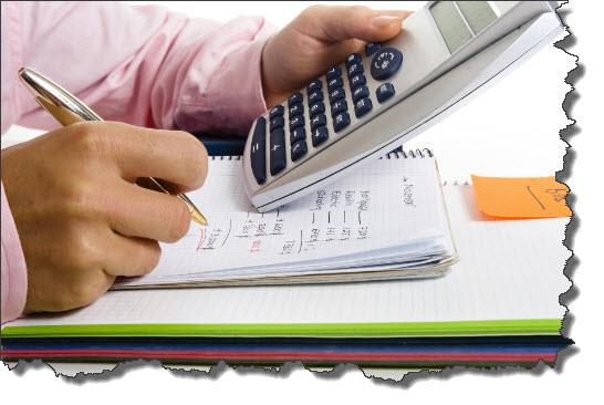 Подсчет расходов и доходов
