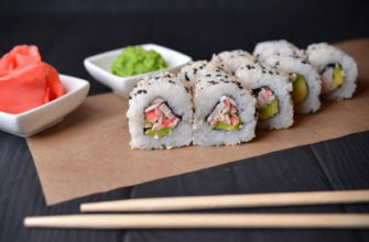 Как открыть суши бар